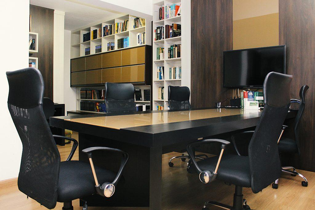Nosso escritório em Santa Rita do Sapucaí - MG.